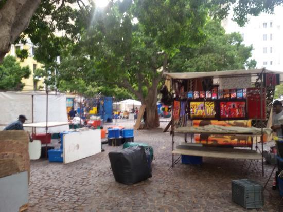 AHA Inn on the Square: market