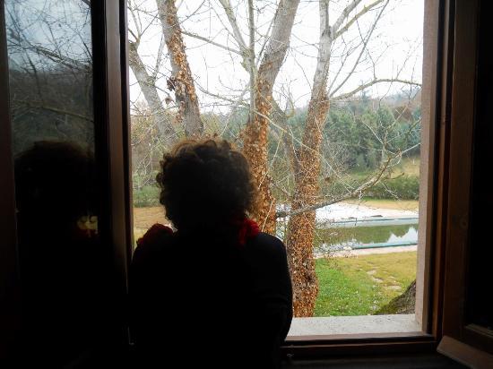 Giove, İtalya: dalla finestra