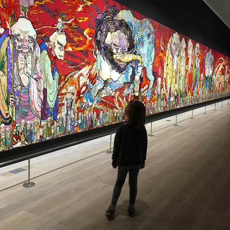 Expo Takashi Murakami -