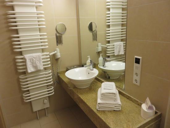 Schwielowsee, Deutschland: Bathroom