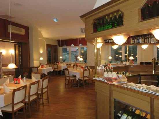 Schwielowsee, Deutschland: Restaurant