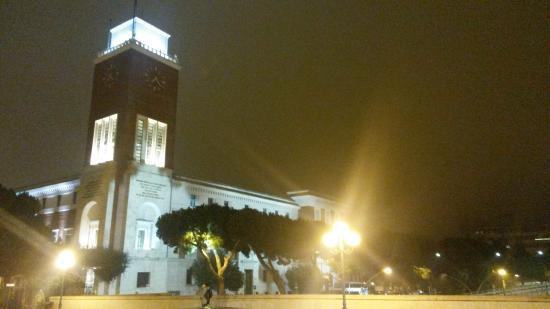 Palazzo di Citta e Torre dell'orologio