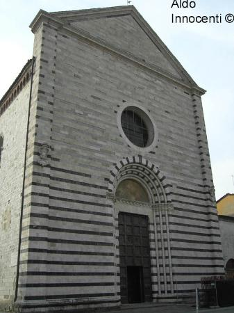 ‪Church of San Francesco Pistoia‬