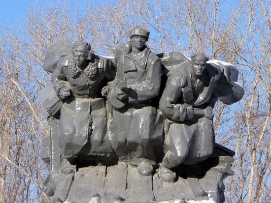 памятник героям вов в екатеринбурге глазами смотрящего