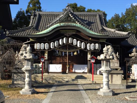 ‪Sumiyoshi Shrine‬
