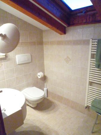 Hotel Patrizia: bagno