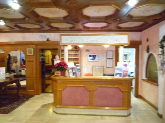 Hotel Patrizia: reception