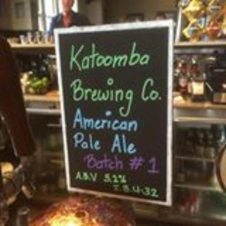 Old City Bank Brasserie: Katoomba Brewing Coy now on Tap in The Old City Bank Bar