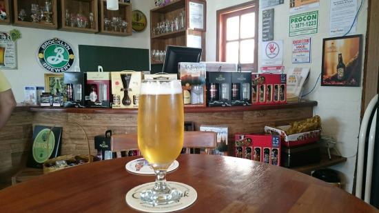 Ulier Beer Garden