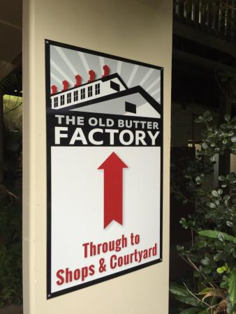 Old Butter Factory Photo