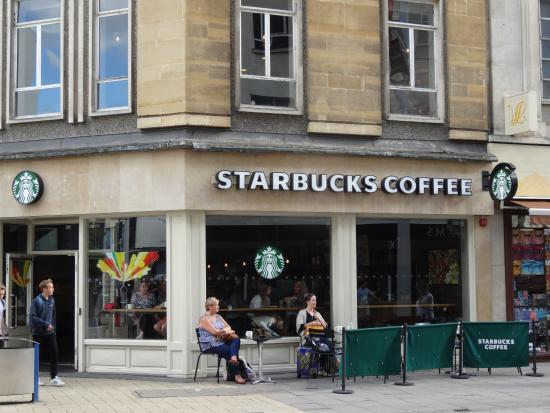 Starbucks Broadmead Bristol: Starbucks Coffe Broadmead Bristol