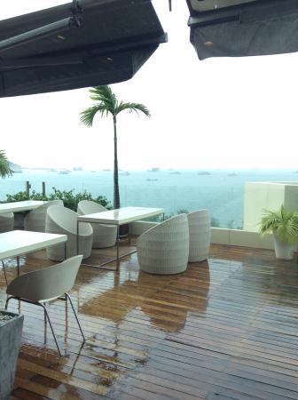 Nong Prue, تايلاند: Дождь