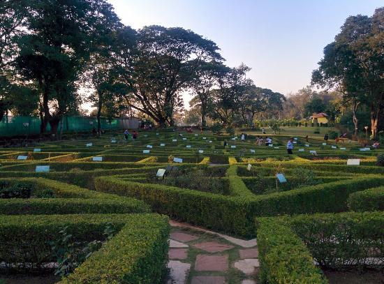 Silvassa, India: Nakshatra Garden