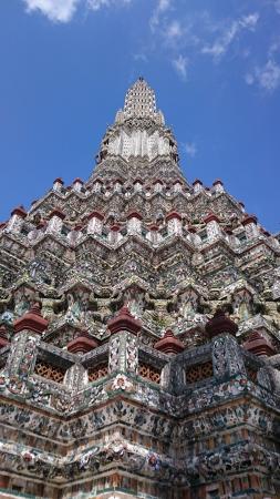 Bangkok city Private Charter 1Day Tour - Dim Dream Tour: 登れます