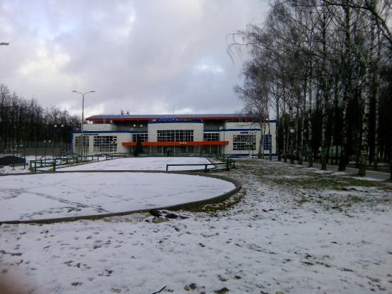 Polyaris Ice Dome