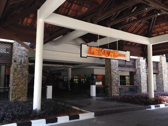 Entrance - Bintan Lagoon Resort Photo