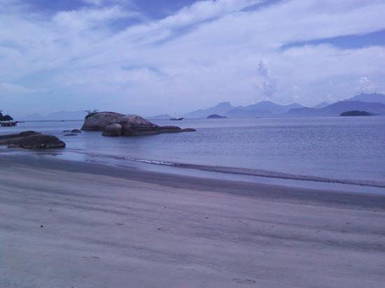 Itacurussa, RJ: pedras