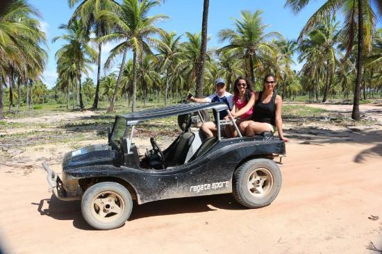 Visite a Atração Praia da Gamboa