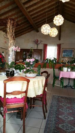 Gauriac, Francia: Restaurant la Filadiere