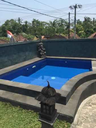 Pariliana, Maison et Table d'Hotes a Bali: piscine