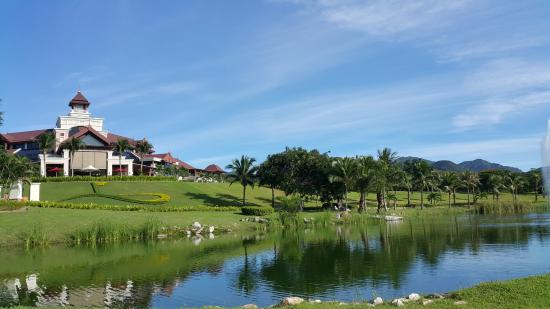 Springfield Village Golf & Spa: สนามกอล์ฟ
