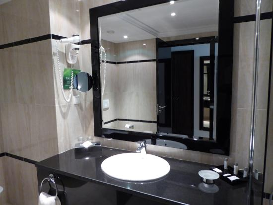 Hotel Paris : Lavabo