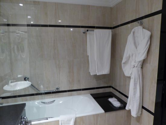 Hotel Paris : Baigneoire