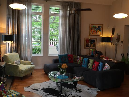 Homely rooms and apartments at the Derwent House Boutique Hotel. Image: TripAdvisor