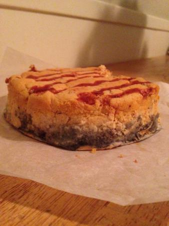 Wicked Kickin Savory Cheesecake
