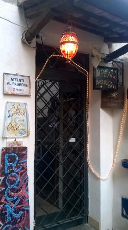 Rock Cafe': Ingresso