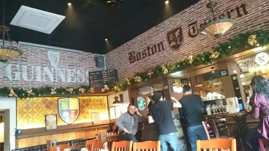 Boston Cafe