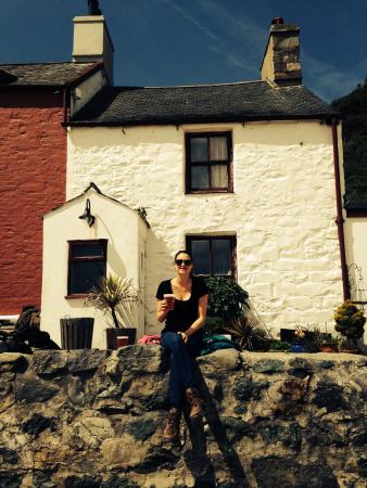 Ty Coch Inn - great place for a walk and a pint - what a location next to Nefyn golf club