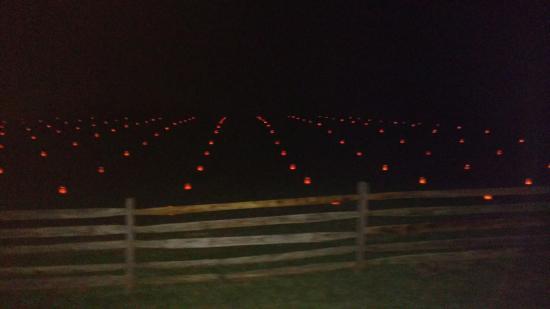 Sharpsburg, MD: luminaries