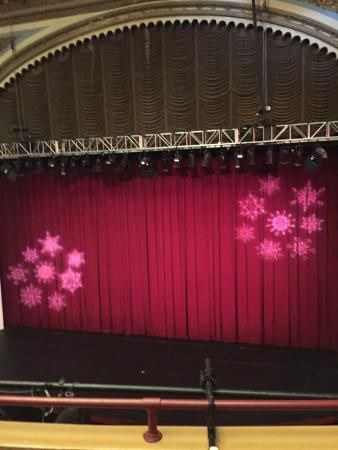 The Palace Theatre: STAGE!