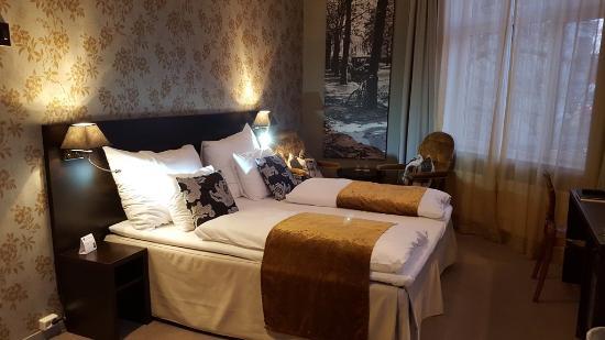 Saga Hotel Oslo: Great sleep!