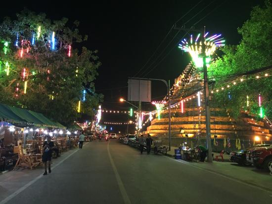 ‪Phitsanulok Night Bazaar‬