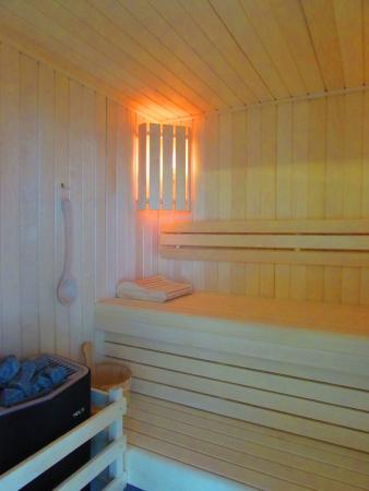 Sauna - Photo de Brit Hôtel Saint-Brieuc Plérin, Plérin - TripAdvisor