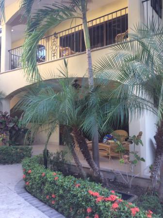 Casa del Sol Resort: Outside Of the condo