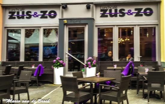 Lunchcafe Zus & Zo