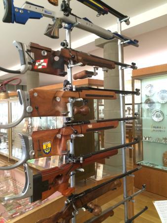 Швейцарский музей огнестрельного оружия