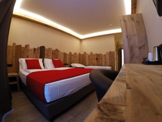 Hotel Francesin : Tripla Superior