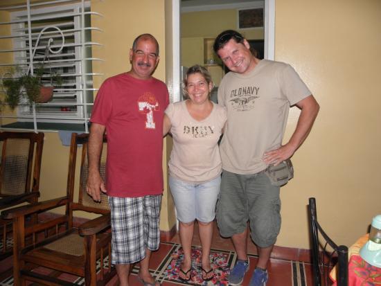 Casa Jose y Dianelys : Jose y Dianelys