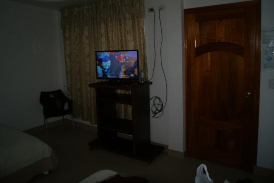 Hostel Sir Francis Drake: Комната