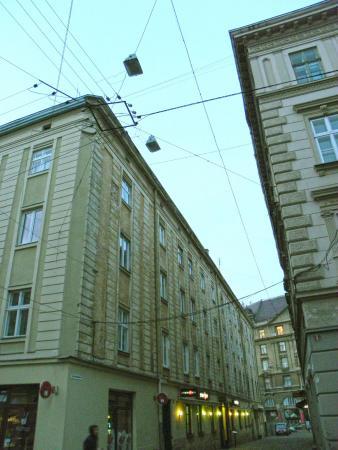 Staroyevryeiska Street
