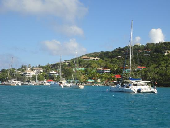 North Sound Virgin Gorda Restaurants