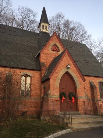 Cold Spring, นิวยอร์ก: A pretty little church