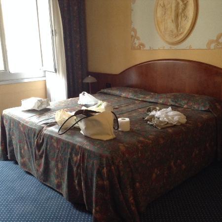 Hotel Plaza Padova: Стандартный номер