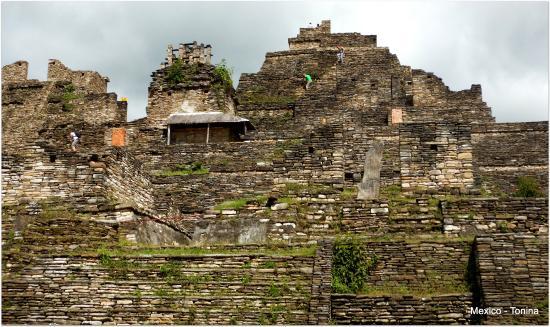 Ocosingo, Messico: Tonina