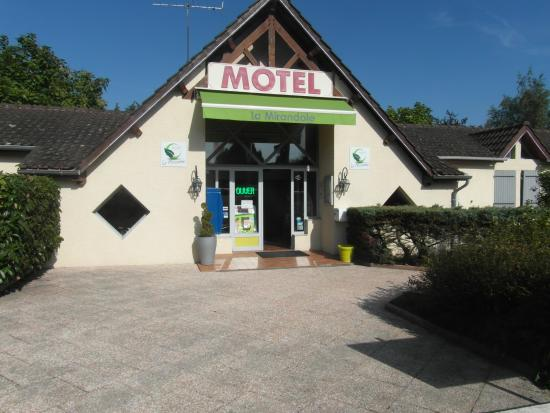 Hotel la Mirandole : façade