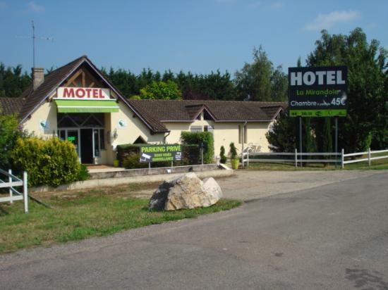 Hotel la Mirandole : hôtel